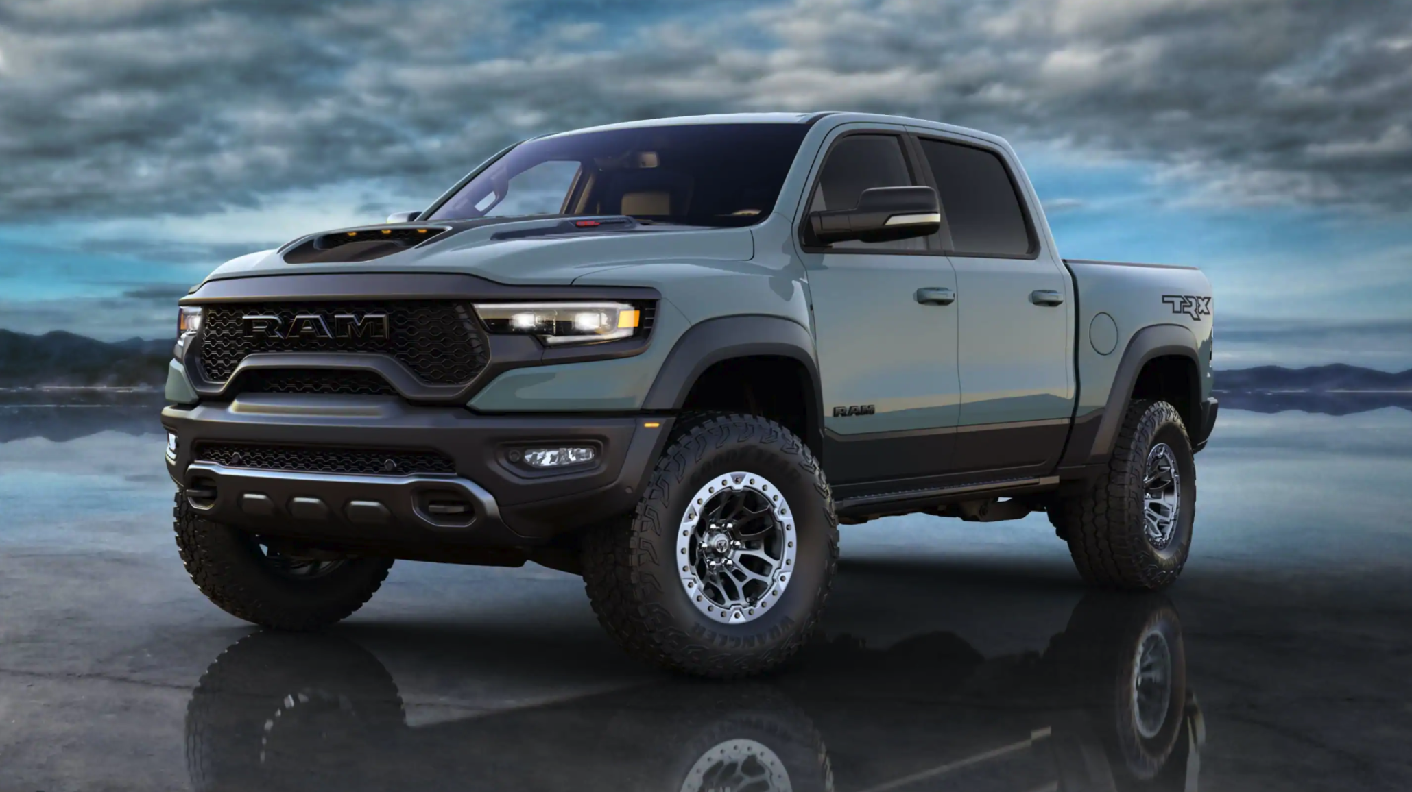 2021 RAM TRX Launch Edition