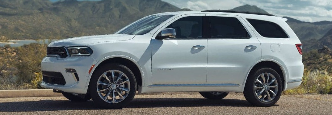 Which Safety Features are Offered for the 2021 Dodge Durango?