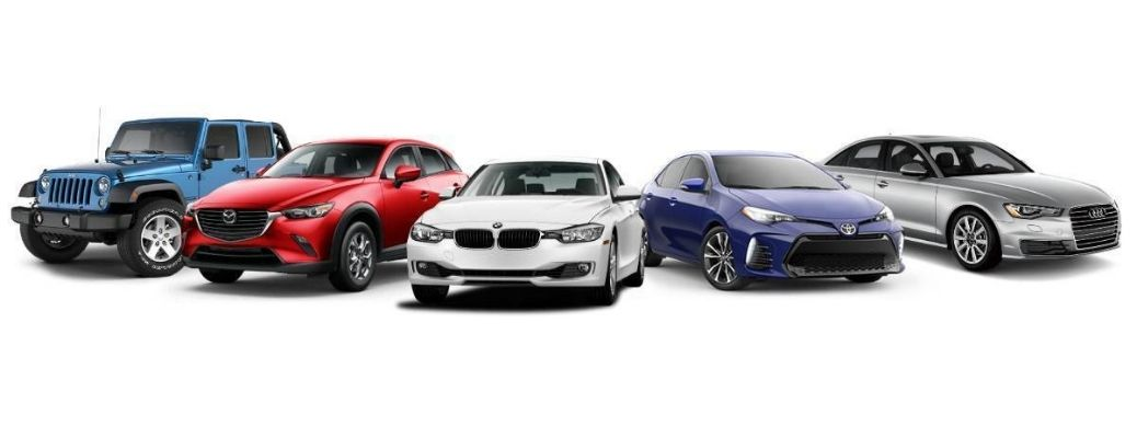 Pre-Owned Vehicles combined image