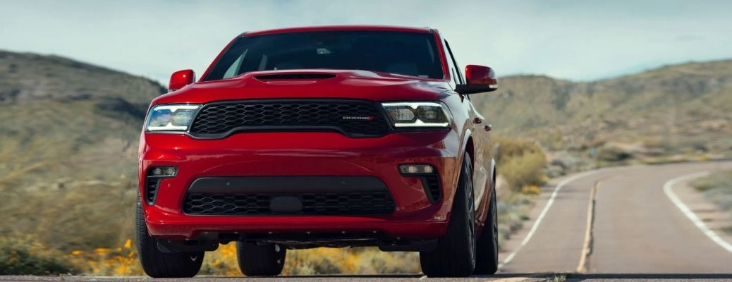 How Good is the Engine in the 2021 Dodge Durango?