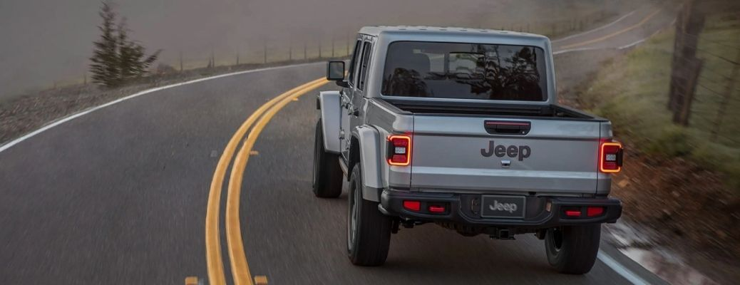 2021 Jeep Gladiator Safety Options and Upgrades