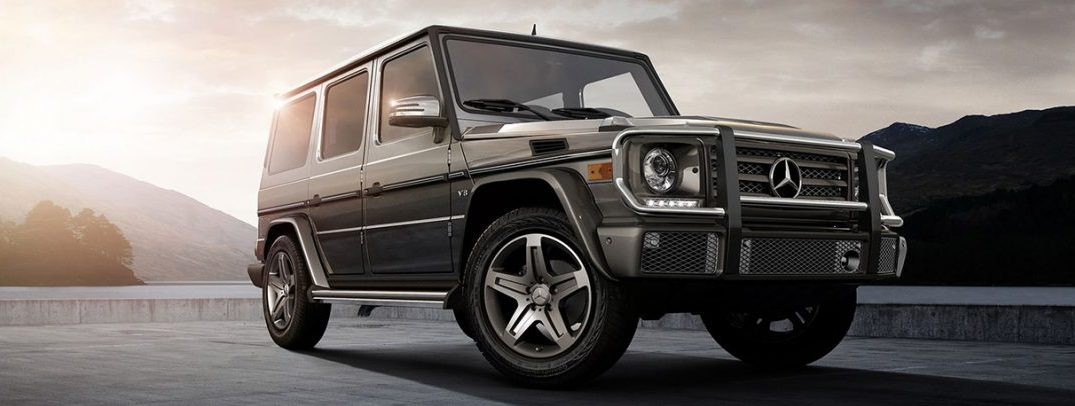 Which Mercedes-Benz model is the most spacious?