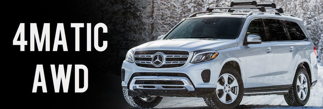 Mercedes-Benz 4MATIC® Is a Standout AWD System