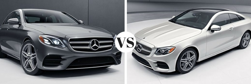 Which 2018 Mercedes-Benz E-Class Car Should I Buy?