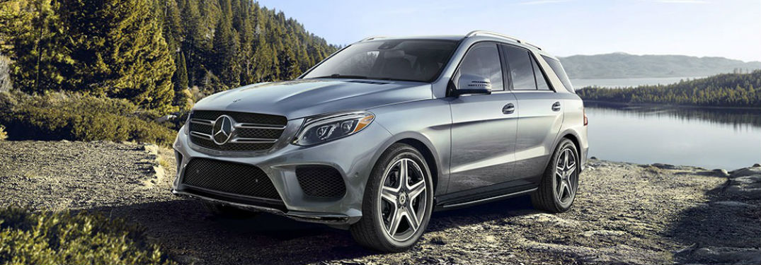 What is the Cargo & Seating Capacity of the 2019 Mercedes-Benz GLE?