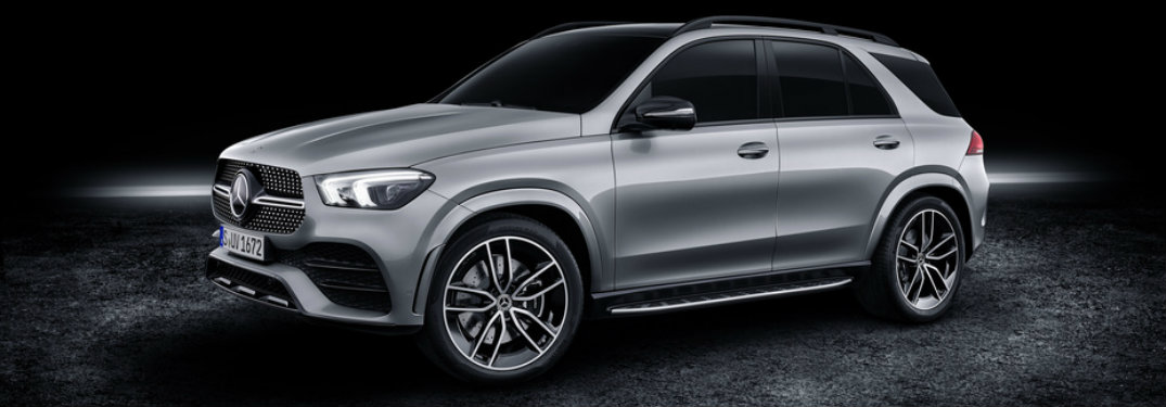 Mercedes-Benz adds V-8 engine to GLE model range