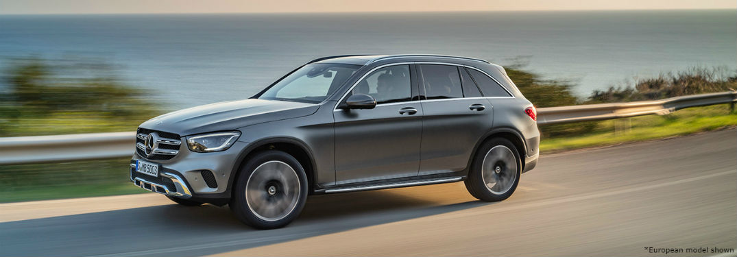 2020 Mercedes-Benz GLC Safety and Security Features