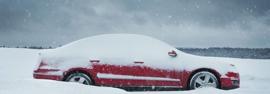 How to keep your Mercedes-Benz looking nice during the winter