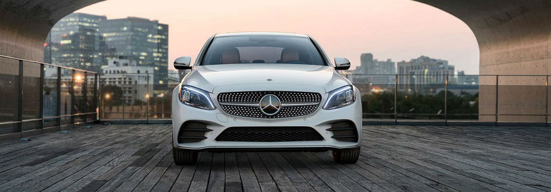 What are the 2020 Mercedes-Benz C 300 Sedan Specifications?