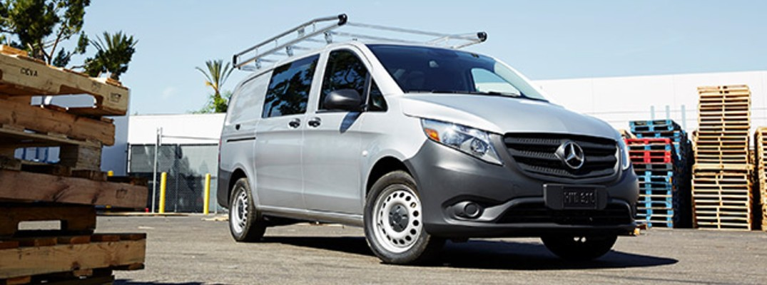 How Many Trim Levels of the 2020 Mercedes-Benz Metris Van Are There?