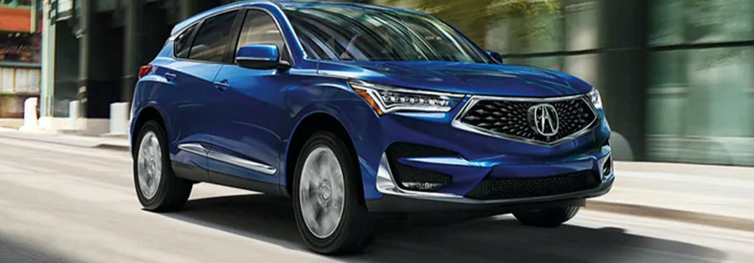 How much space is inside the 2021 Acura RDX?