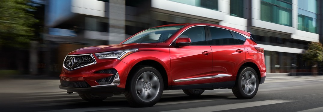 What Driver Assistance Features are Available for the 2021 Acura RDX?