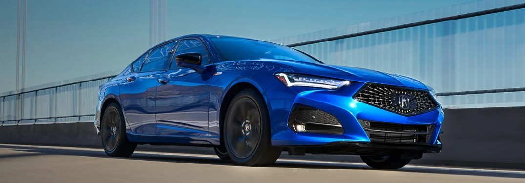 How Powerful is the 2021 Acura TLX?