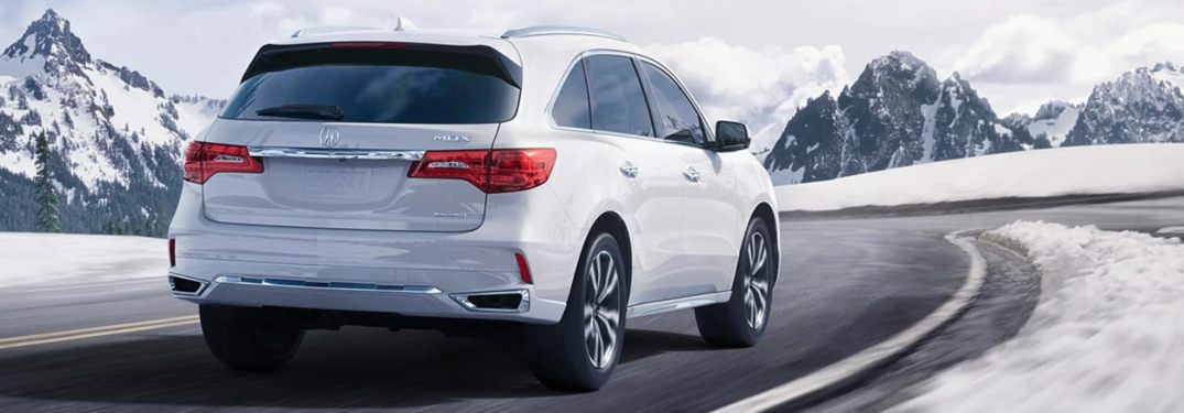 How Much Passenger Space Does the 2020 Acura MDX Include?