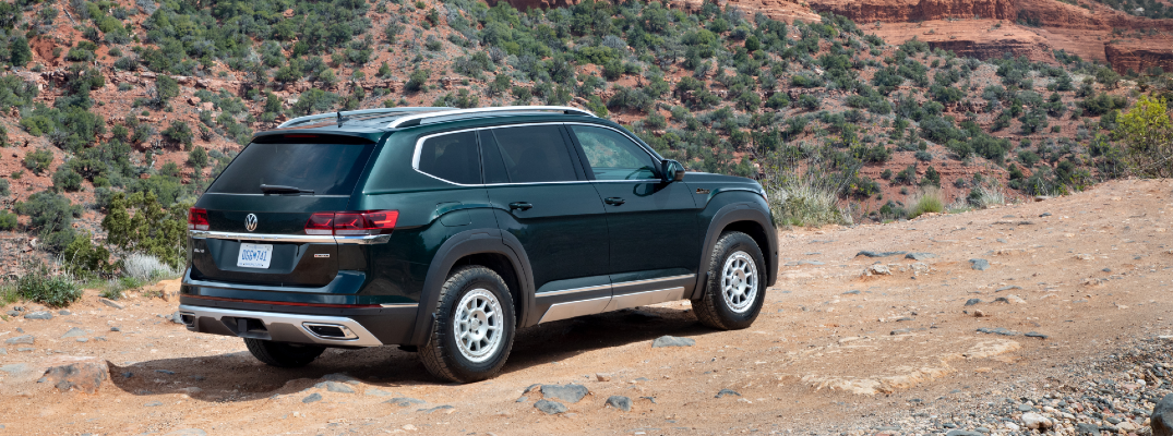 There isn't much the 2021 VW Atlas won't be able to do for you
