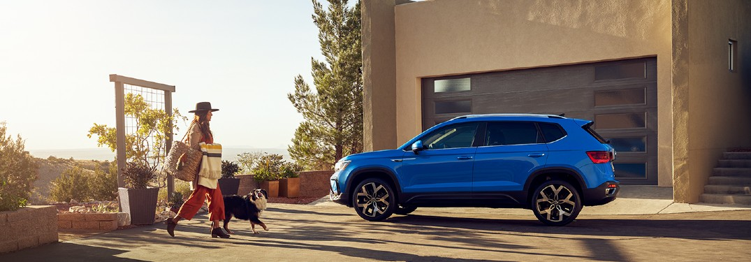 How Safe is the Upcoming 2022 Volkswagen Taos?