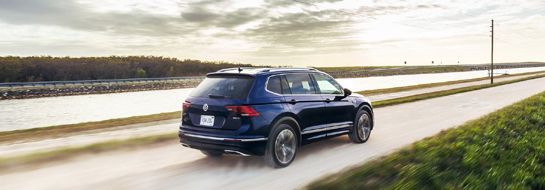 How Many Trim Levels Are Available for the 2021 Volkswagen Tiguan?