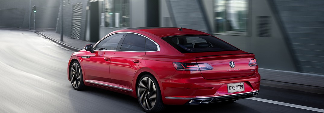 Gain More Confidence on the Road with the 2021 Volkswagen Arteon