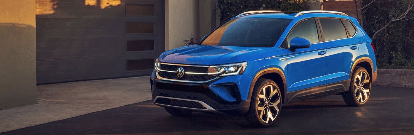 What Safety Features are Standard on the 2021 Volkswagen Taos?