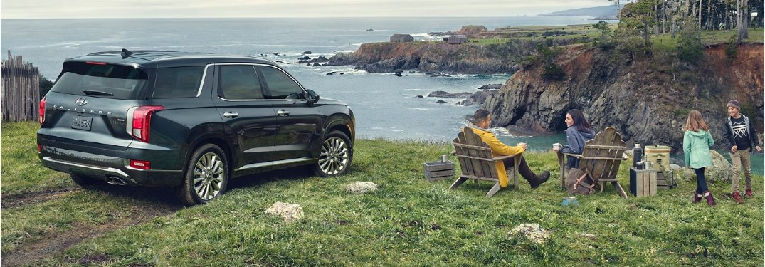 Does the 2020 Hyundai Palisade have captain's chairs?