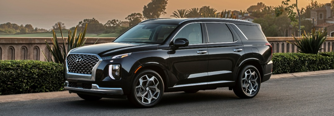 What new features will be on the 2021 Hyundai Palisade?