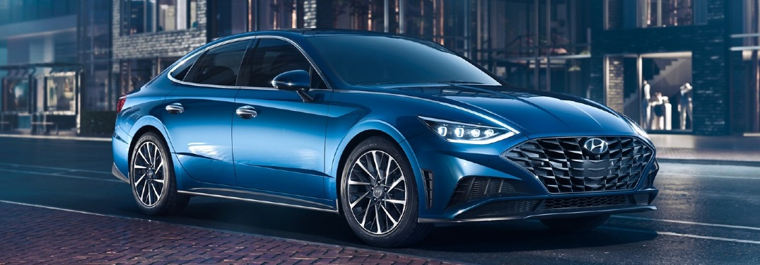 What's new features does the 2021 Hyundai Sonata have?