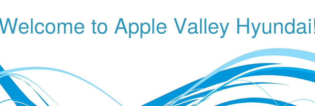 Welcome to Apple Valley Hyundai!