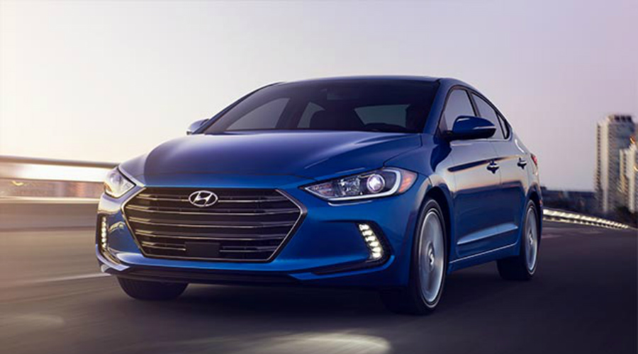 View All Of The Available Exterior Color Options For 2017 Elantra Apple Valley Hyundai