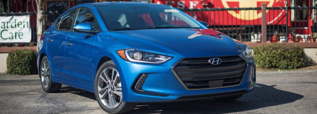 What's New in the 2018 Hyundai Elantra SEL?