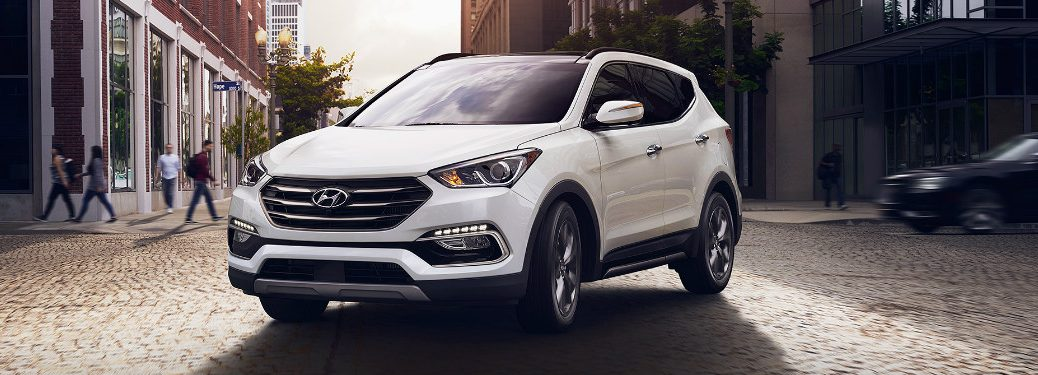 What's New in the 2018 Hyundai Santa Fe Sport