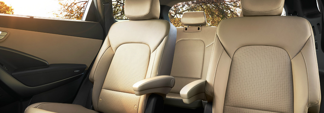 New Santa Fe Model Makes Traveling Convenient With Its Roominess Apple Valley Hyundai