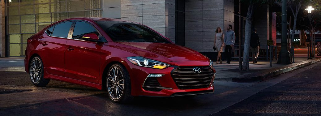 What Colors Does the 2018 Hyundai Elantra Come in?