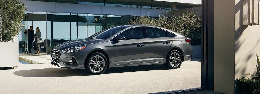 Color Options for the 2018 Hyundai Sonata