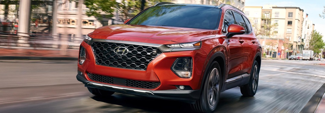 Photo Gallery Of Colors Available With New Santa Fe Apple Valley Hyundai
