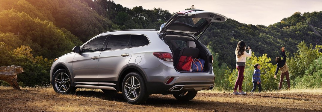 Express Your Style With The New Santa Fe Xl Apple Valley Hyundai