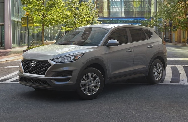 2020 Hyundai Tucson Magnetic Force