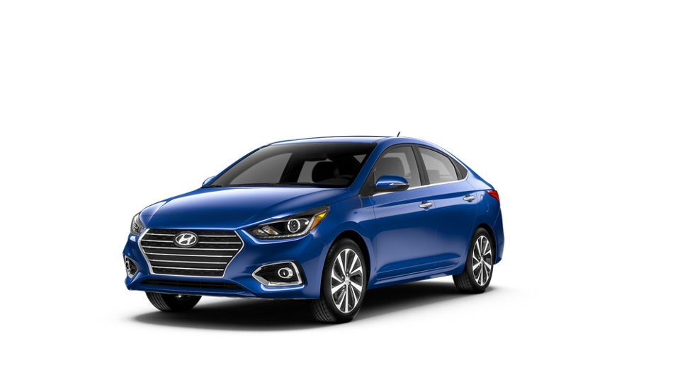 2020 Accent admiral blue