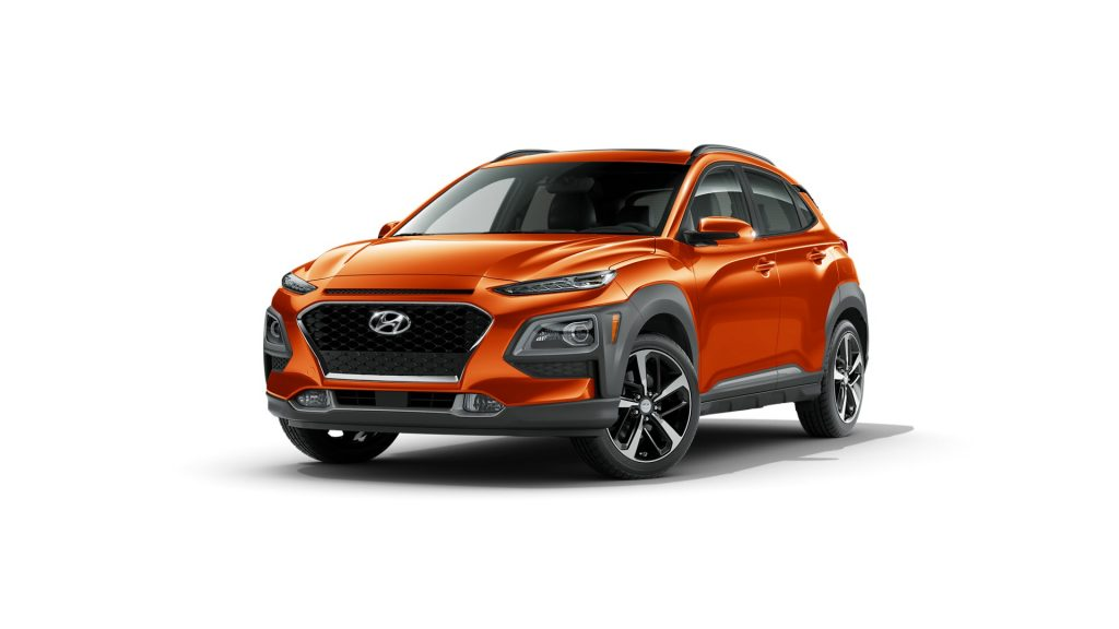 2020 Kona sunset orange