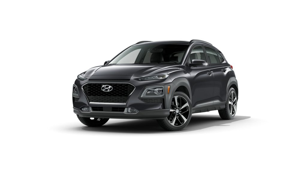 2020 Kona thunder gray
