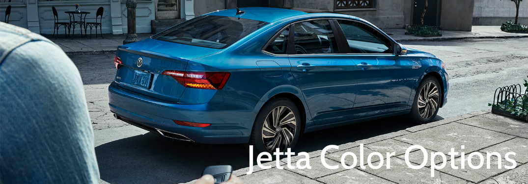 2019 vw jetta paint and interior lighting color options