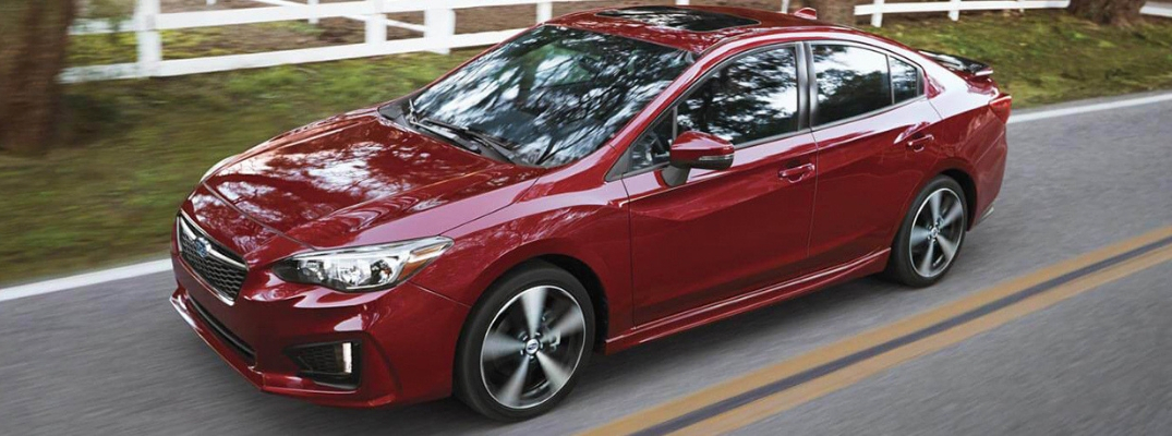 2019 Subaru Impreza Available Features And Accessories