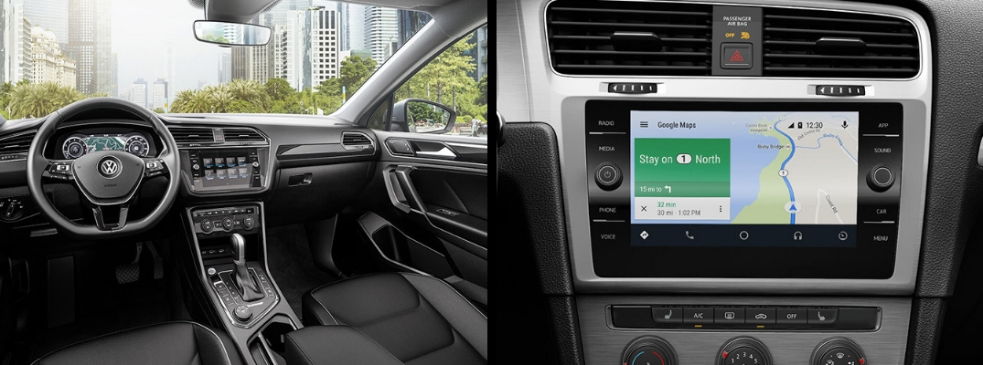 How to Use VW Car-Net in a Volkswagen Vehicle
