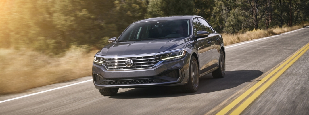 Standard and Available Features for the 2020 VW Passat