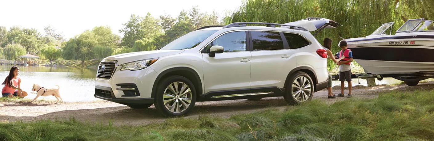 2019 Subaru Vehicles with AWD in Cape May County, NJ