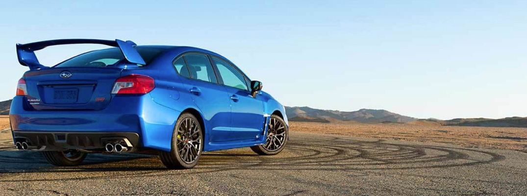 2019 Subaru WRX Engine Options and Power Ratings