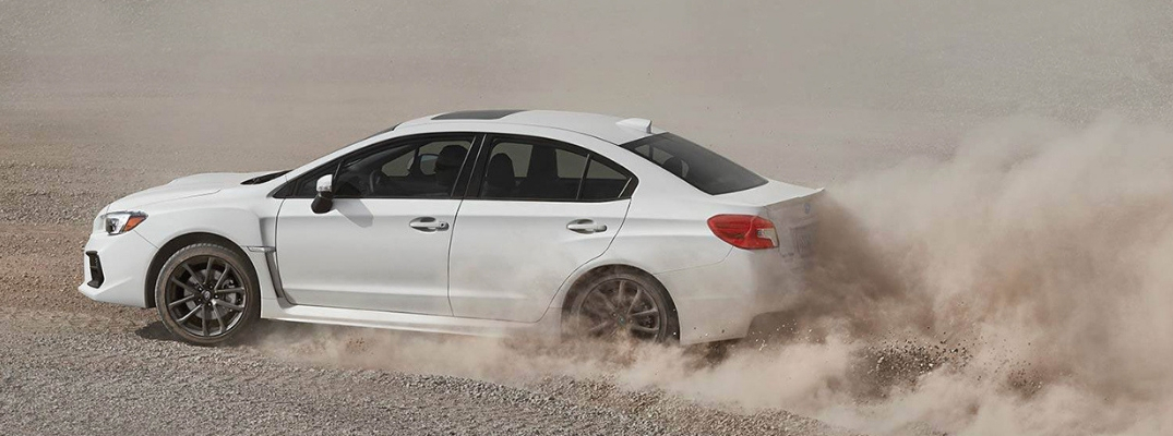 What is the 2019 Subaru WRX Trunk Volume?