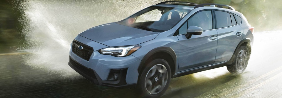 Does the 2019 Subaru Crosstrek have any driver assistance features?