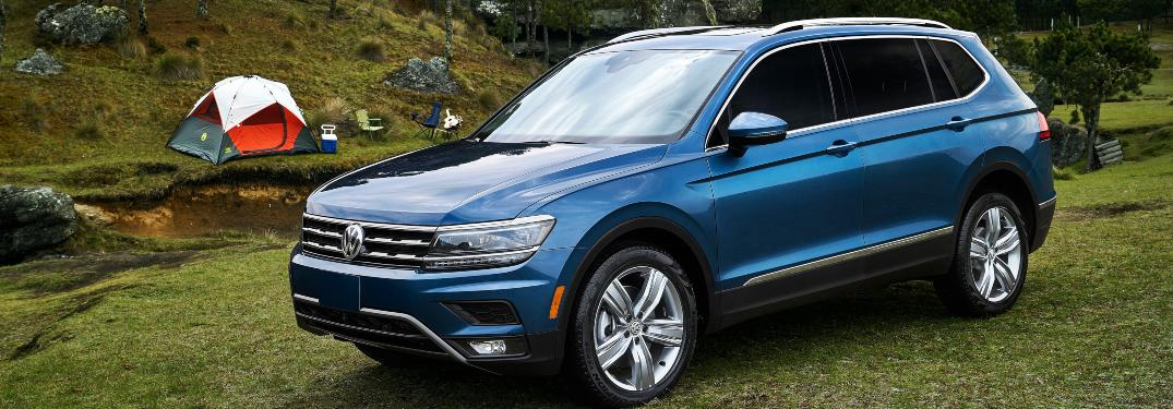 What Accessories are Offered for the 2019 Volkswagen Tiguan?
