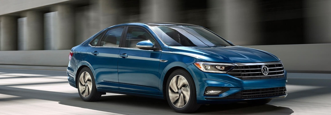 2019 Volkswagen Jetta Comfort & Convenience Features