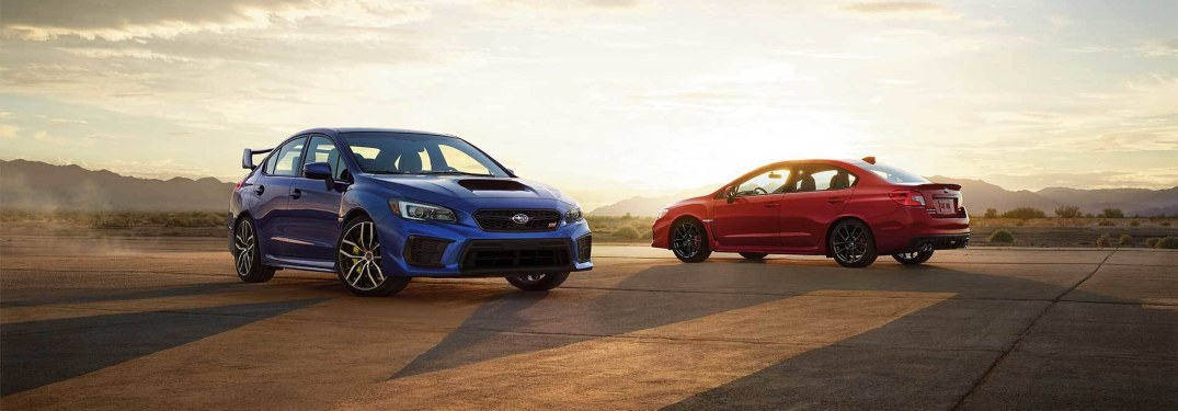 Highlighting the 2019 Subaru WRX's Comfort & Convenience Features